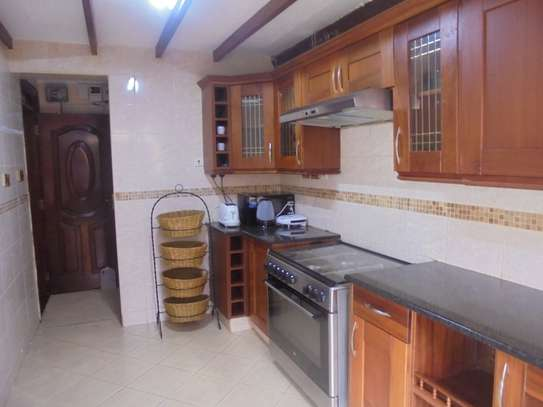 Furnished 4 bedroom townhouse for rent in Runda image 9