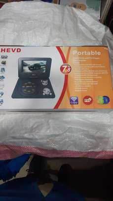 Portable DVD 7.8 Inches image 1