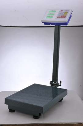 150kg electronic fold digital weighing scale machine image 1