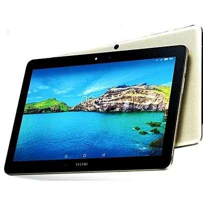 Tecno Droipad 10D Tablet – Dual SIM – (16GB ROM+2GB RAM) – 4G LTE image 1