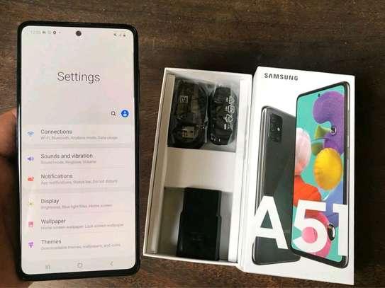 Samsung Galaxy A51 128 Gigabytes Model Under Warranty image 1