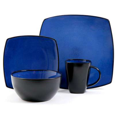 24 ceramic dinner set image 4