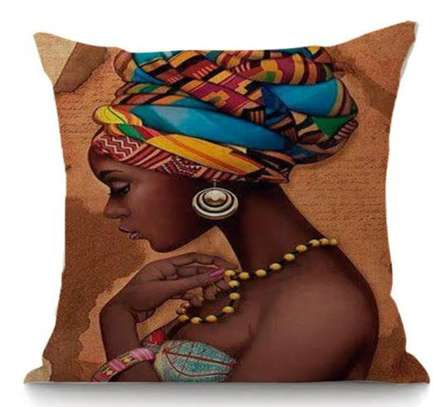 African themed Pillowcase image 1