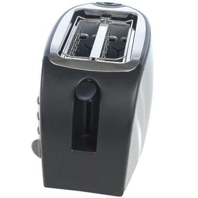 2 SLICE POP UP TOASTER STAINLESS STEEL- RM/258 image 2
