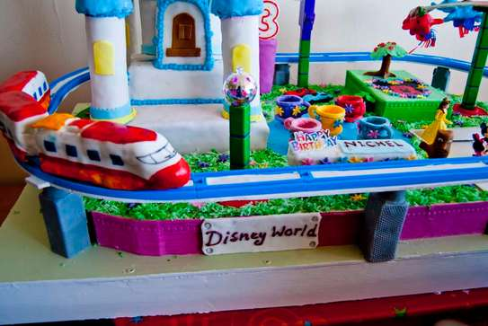 Disney decorated theme Cakes in Kenya image 4