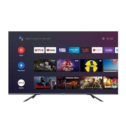 Hisense 65″ Android 4K UHD LED Smart TV – 2 Year Warranty+New sealed image 1