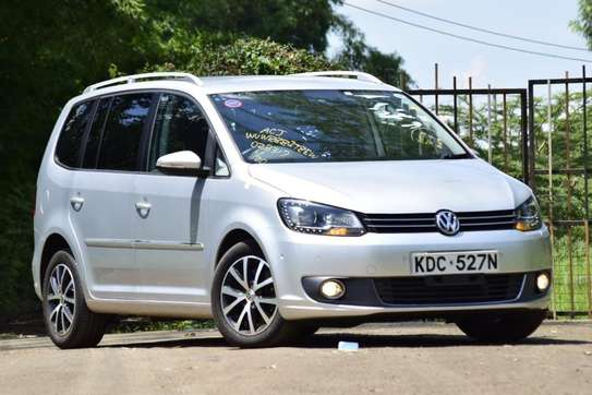 VW Touran 2014 1400cc image 6