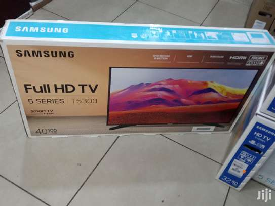 Samsung 40 Inches FULL HD Smart 2020 Model 12 months warranty image 1