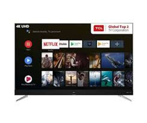 TCL 65 Inch 4K Ultra HD LED Smart Android TV image 1