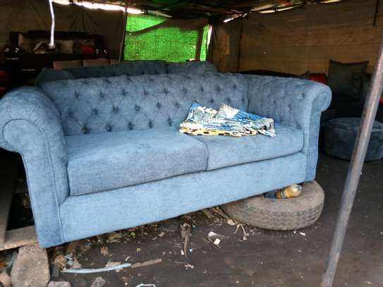 3seater Chesterfield image 1