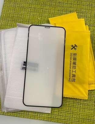 Ceramic 5D Full Glue Glass Protector Flexible Anti-Break,Anti-Fingerprint for iPhone 11 Pro Max image 9