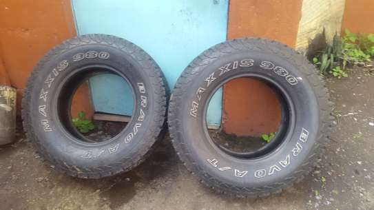 good condition second hand tyres