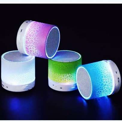 A9 Mini Wireless Bluetooth Speaker. image 1