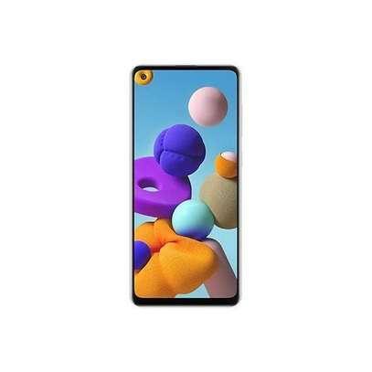 """Samsung Galaxy A21s,4GB RAM+64GB,6.5"""",Dual SIM,Black-new sealed image 1"""