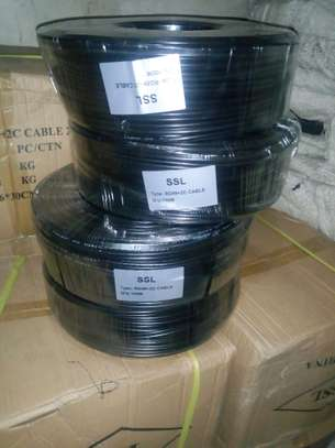 CCTV cable power + signal 200mts image 2