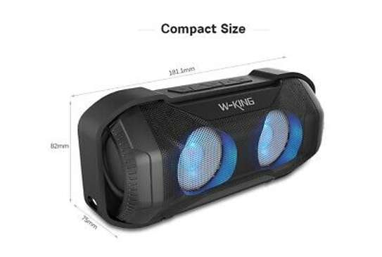 Bluetooth speaker-Waterproof image 1