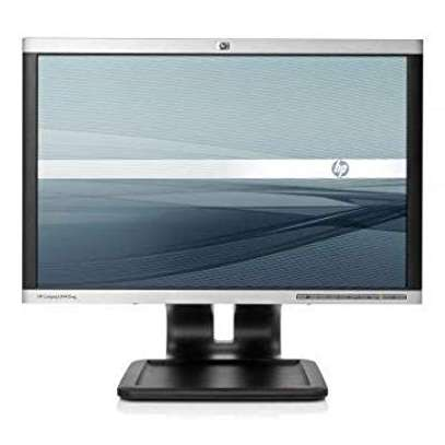 Clean Refurbished HP 19-Inch TFT Monitors image 1