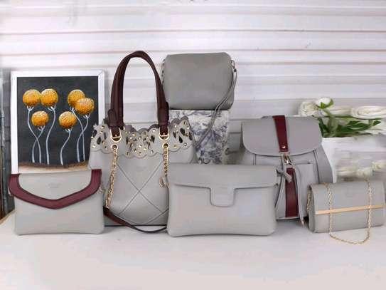 Rocky ladkes handbags 6 in 1 image 1