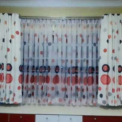 Modest kitchen curtains image 11