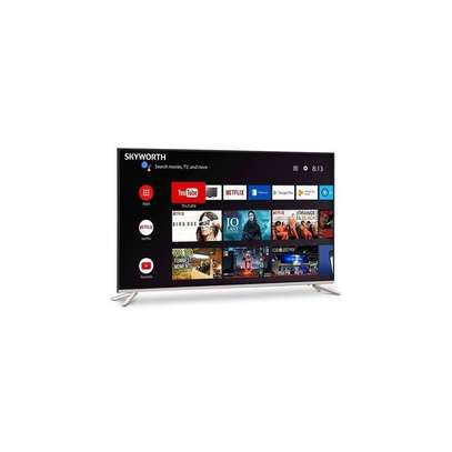Skyview 50 inch Smart Android 4K ULTRA HD LED TV - Android image 1