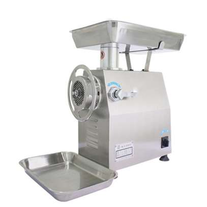 Cheap High Quality 250KG/H QH22 Multifunctional Meat Grinding Machine, Frozen Meant Slicer, Electric Meat Grinder image 1