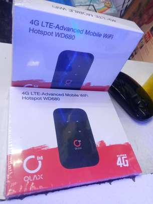 BUY BRAND NEW OLAX 4G LTE ADVANCED POCKET ROUTER WD680 image 1