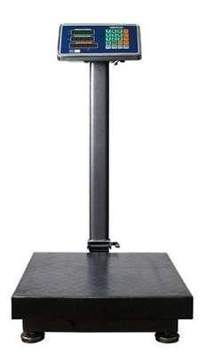 Electronic Platform Scale 300kg Industrial Digital Platform Scale image 1