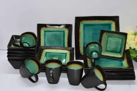 Classy 24pcs Ceramic Dinner Sets image 2