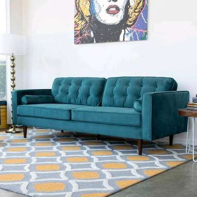 Latest sofa designs/Modern sofas/Tufted sofa ideas image 1