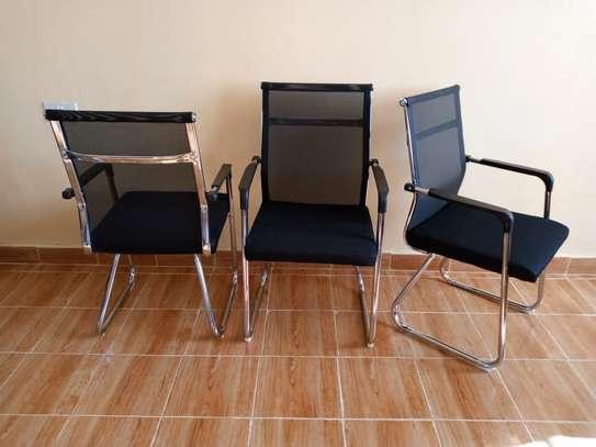 Mesh Office Waiting Seat image 1