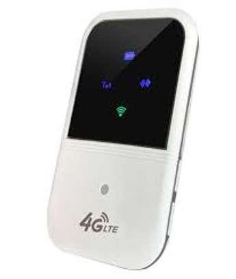 LTE mobile portable MiFi router image 1