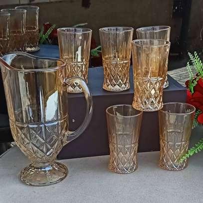 Gold water set image 1