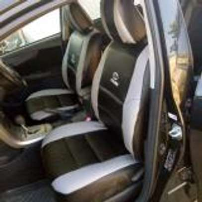 Toyota Car seat covers image 4