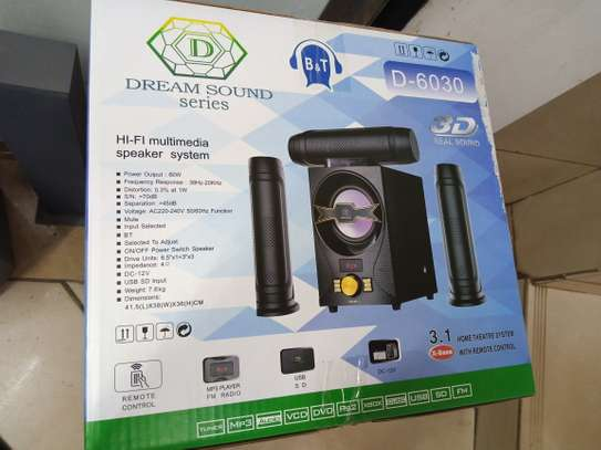 Dream sound series 3.1 HiFi woofer system image 1