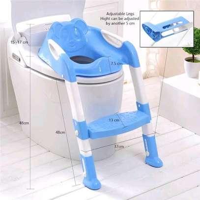 Toilet Kids Ladder... Quality image 1
