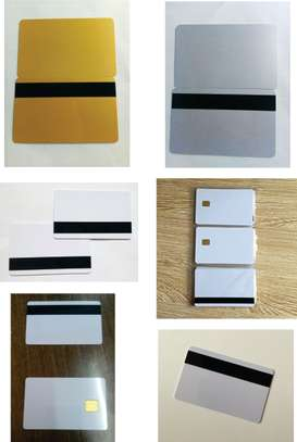 Hi-co Magnetic-Stripe & RFID/MIFARE/NFC Cards - PVC Cards For Swiping