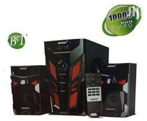Brand New Royal Sound P32 2.1 Channel Speakers image 1
