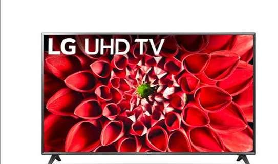 LG  IPS 4K Display 4K HDR Smart LED TV W/ ThinQ AI-2 years Warranty image 1