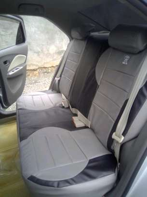 Toyota belta car seat covers image 1