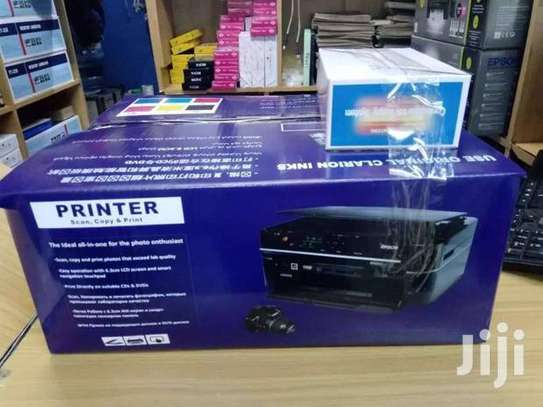 Epson PX660 Photo Printer at 25,000/= with CIS ink system