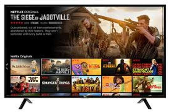 """TCL 43"""" ANDROID TV, NETFLIX, YOUTUBE 43S6500 - Black"""