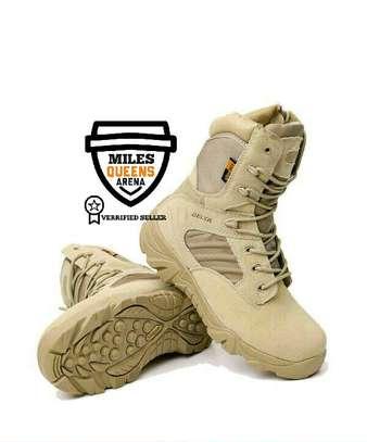 Original Military Delta Boots