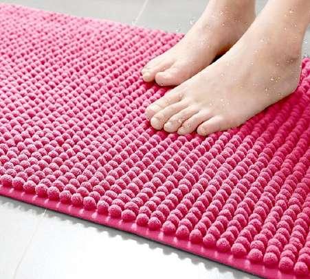 rugs doormat pink image 1