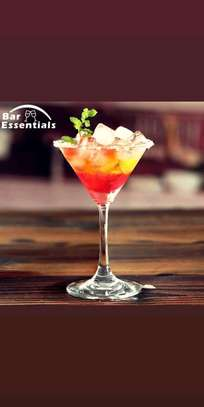 COCK TAIL GLASSES image 1