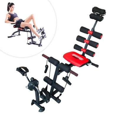 pro smart core six pack care with peddle image 1