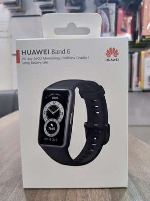 Huawei Band 6 brand new and sealed in a shop image 1