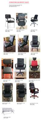 BLOWOUT SALE ON OFFICE CHAIRS