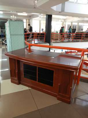 1.4 Metre Executive Office Table image 1