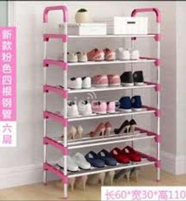 :ortable Shoe racks image 4