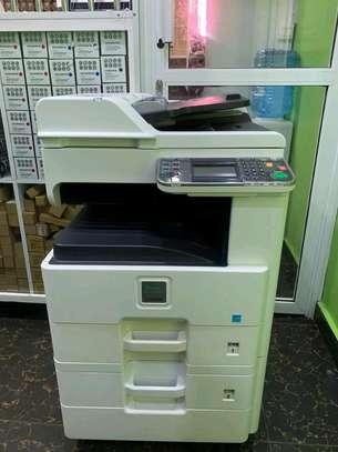 Cost saving Kyocera ecosys fs 6525 photocopier machine image 1